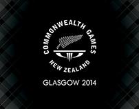 NZOC Glasgow 2014
