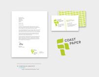 Coast Paper - Corporate ID