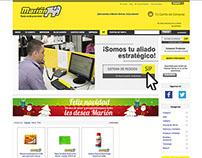 WEB DESIGN: MARIÓN