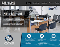 WEB DESIGN: EAS