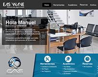 WEB DESIGN: EAS