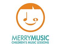 Merry Music, Children's Music Lessons (Logo)
