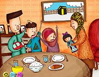 Kiat Melatih Anak Puasa Ramadhan Apps