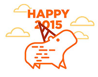 LOTS OF HAPPY-NEW-YEAR