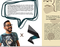 Layout - Revista Digital