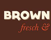 The Brownie Company - Identity