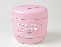 packaging design-Hygienic Cream