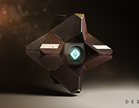 Destiny Ghost Shell