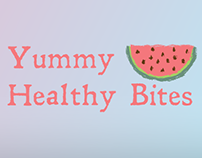 Logo Design | Yummy Healthy Bites