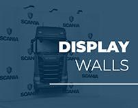 Display Walls Design