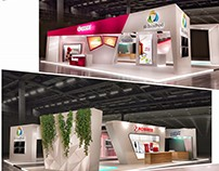 GREE Booth ( Project Qatar 2017)