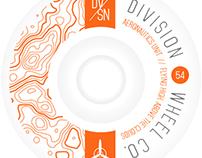 Division Wheel Co. Branding + Product Design