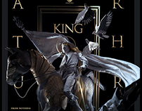 "King Arthur: Legend of the sword / Special ""art"" poster"