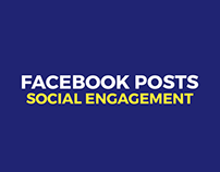 Social engagement posts