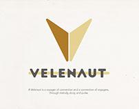Velenaut - Logo Design