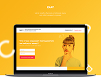 Easy Landing Page