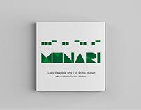 Redesign do Libro Illeggibile de Bruno Munari