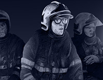 Dutch Fire-brigade drawing session