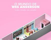 O Mundo de Wes Anderson