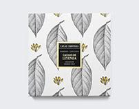 Cacaos de Leyenda - Packaging Design