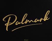 Palmark Script Font
