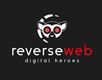 Reverseweb Logo