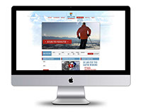 Northstar Resort - Web Design