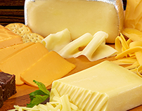Web Design Ron's Wisconsin Cheese