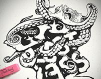 The restless octopus