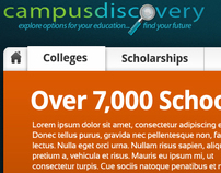 CampusDiscovery Redesign