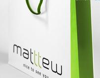 Matttew brand identity