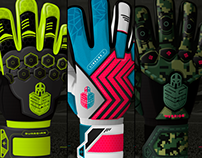 SG KEEPER Guantes de fútbol | Goalkeeper gloves