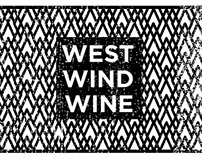 West Wind Winery Branding