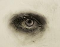 Maria's eye