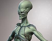 K Alien