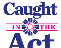 Caught in the Act Logo