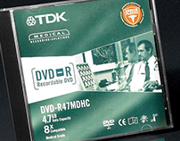 TDK Medical Media: Packaging