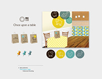 Once Upon a Table - Branding