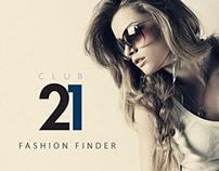Club 21 Fashion Finder
