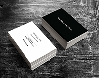 The Bold Creative Business Cards