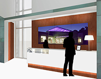 RTP HEADQUARTERS-Interior Programming