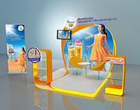 Bioré UV Booth Activation