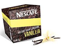 Nescafe packaging