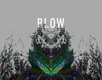 BLOW / Album Cover Design
