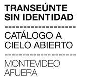 Transeúnte sin identidad