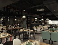 Restaurant & Coffe Design