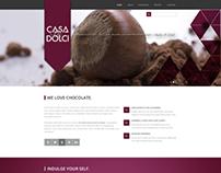 CASA DI DOLCE WEBSITE