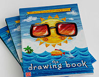 kids drawing book
