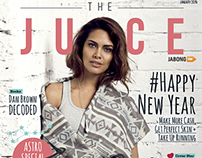 JUICE magazine jan 2015