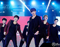 UKISS KNATION MUSIC SHOWCASE 2014